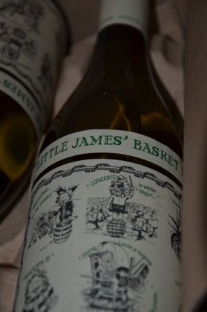 Saint Cosme Gigondas Little James Basket Press